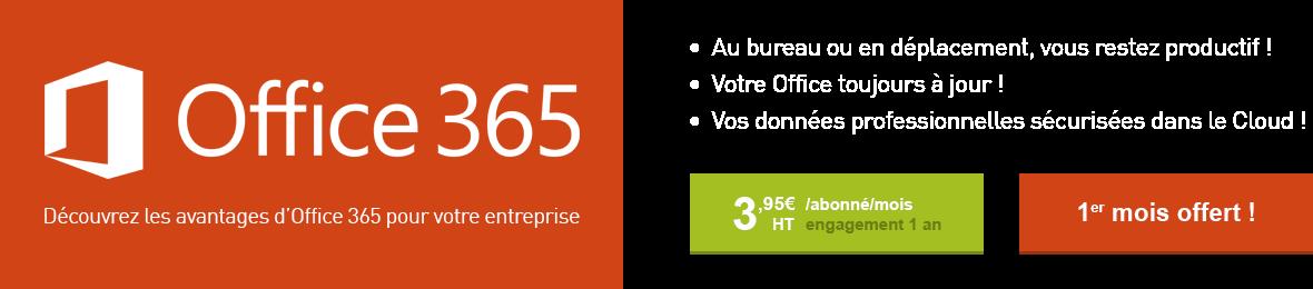 Découvrez Office 365